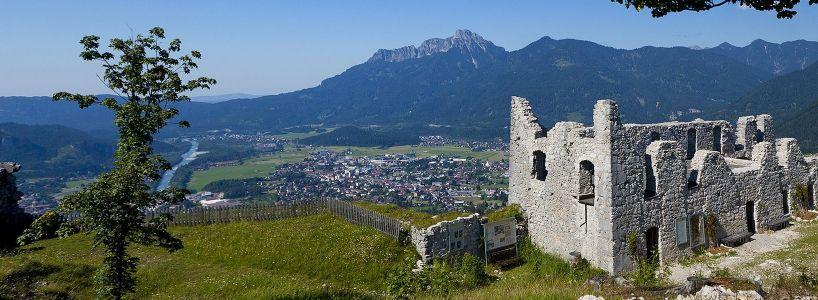 2016 - 20 Jahre Revitalisierung Burgenwelten Ehrenberg