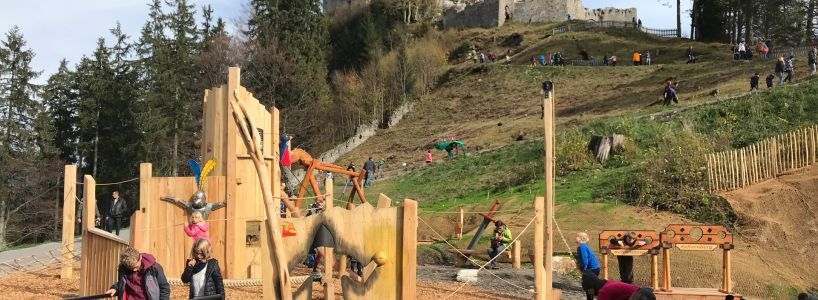Ritter Rüdiger Spielplatz