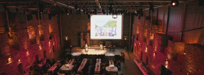20 Jahre Sanierungsgeschichte Festungsensemble Ehrenberg