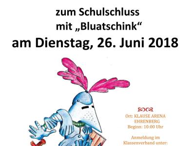 Ritter Rüdiger Konzert