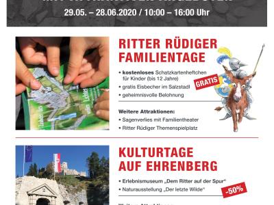 Wiedereröffnung Burgenwelt Ehrenberg