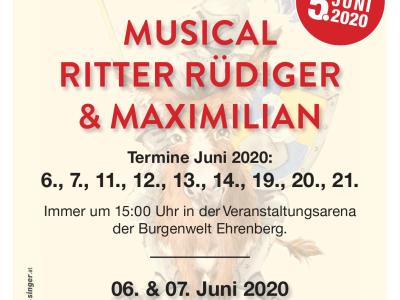 MUSICAL Ritter Rüdiger & Maximilian