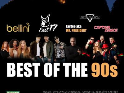 Kastner Events | Best of the 90s